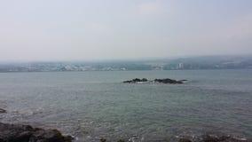 Της Χαβάης ακτή Στοκ φωτογραφία με δικαίωμα ελεύθερης χρήσης