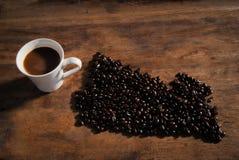 Της Χαβάης καφές Στοκ φωτογραφία με δικαίωμα ελεύθερης χρήσης