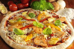 της Χαβάης πίτσα Στοκ φωτογραφίες με δικαίωμα ελεύθερης χρήσης