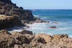 Της Χαβάης παραλίες Στοκ Εικόνα