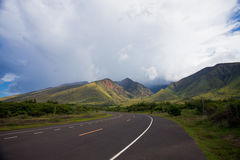 Της Χαβάης δρόμος Στοκ Εικόνα