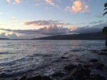 Της Χαβάης σκηνή Στοκ φωτογραφία με δικαίωμα ελεύθερης χρήσης