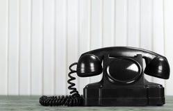 τηλέφωνο αναδρομικό Στοκ Εικόνα