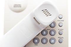 Τηλέφωνο γραφείων Στοκ φωτογραφίες με δικαίωμα ελεύθερης χρήσης