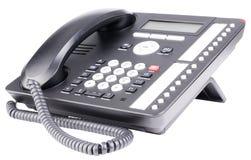 Τηλέφωνο γραφείων IP Στοκ Εικόνα