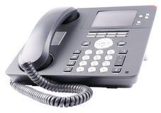 Τηλέφωνο γραφείων IP Στοκ φωτογραφία με δικαίωμα ελεύθερης χρήσης