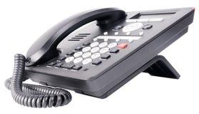 τηλέφωνο γραφείων IP LCD Στοκ εικόνα με δικαίωμα ελεύθερης χρήσης