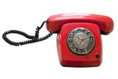 Τηλέφωνο παλαιό στοκ φωτογραφία