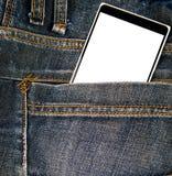 Τηλέφωνο στην τσέπη Στοκ Εικόνες