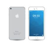 Τηλέφωνο της Apple Στοκ φωτογραφίες με δικαίωμα ελεύθερης χρήσης
