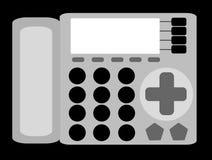 Τηλέφωνο υψηλής τεχνολογίας Στοκ Φωτογραφίες