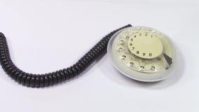 Τηλέφωνο dialer απόθεμα βίντεο