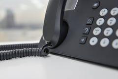Τηλέφωνο IP - τεχνολογία της φωνής Στοκ Εικόνες