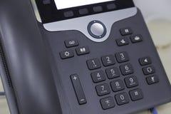 Τηλέφωνο IP Στοκ Εικόνες