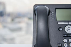 Τηλέφωνο IP Στοκ Εικόνα