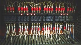 Τηλεγράφηση PLC Στοκ εικόνα με δικαίωμα ελεύθερης χρήσης