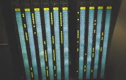 Τηλεγράφηση PLC Στοκ Φωτογραφίες