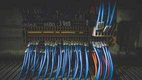 Τηλεγράφηση PLC Στοκ φωτογραφίες με δικαίωμα ελεύθερης χρήσης