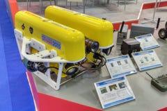 Τηλεκατευθυνόμενο υποβρύχιο όχημα Στοκ εικόνες με δικαίωμα ελεύθερης χρήσης