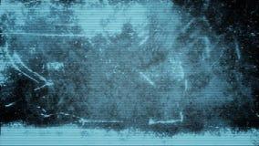 Τηλεοπτική επιτήρηση Grunge διανυσματική απεικόνιση