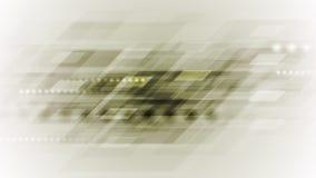 Τηλεοπτική ζωτικότητα σχεδίου κινήσεων υψηλής τεχνολογίας αφηρημένη διανυσματική απεικόνιση