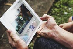 Τηλεοπτική διδακτική έννοια προσοχής Techiques αντισφαίρισης στοκ εικόνες με δικαίωμα ελεύθερης χρήσης