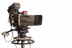 Τηλεοπτική κάμερα Στοκ φωτογραφία με δικαίωμα ελεύθερης χρήσης