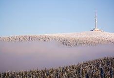 Τηλεοπτική συσκευή αποστολής σημάτων Praded Στοκ Εικόνες