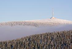 Τηλεοπτική συσκευή αποστολής σημάτων Praded Στοκ φωτογραφίες με δικαίωμα ελεύθερης χρήσης