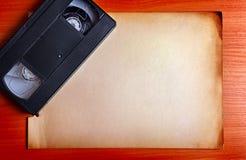 Τηλεοπτική ταινία στην επιτροπή Στοκ φωτογραφίες με δικαίωμα ελεύθερης χρήσης