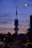 Τηλεοπτικός πύργος στοκ φωτογραφίες με δικαίωμα ελεύθερης χρήσης
