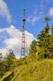 Τηλεοπτικός πύργος Sukhum Αμπχαζία Στοκ εικόνα με δικαίωμα ελεύθερης χρήσης