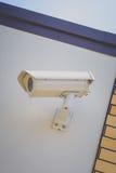 τηλεοπτικός τοίχος συστημάτων ασφαλείας φωτογραφικών μηχανών Στοκ εικόνες με δικαίωμα ελεύθερης χρήσης