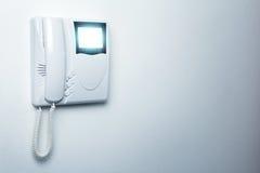 Τηλεοπτικό entryphone Στοκ φωτογραφίες με δικαίωμα ελεύθερης χρήσης