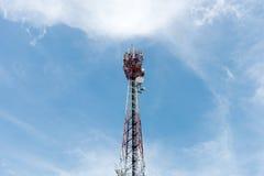 τηλεπικοινωνίες Στοκ φωτογραφία με δικαίωμα ελεύθερης χρήσης