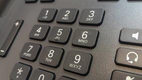 Τηλεφωνικά κλειδιά στοκ φωτογραφίες