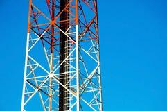 Δομή τηλεφωνικών ορθοστατών Στοκ Εικόνα