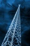Τηλεφωνικός πύργος κυττάρων στοκ εικόνες