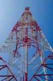 Τηλεφωνικός πύργος Στοκ εικόνα με δικαίωμα ελεύθερης χρήσης