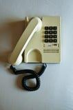 Τηλεφωνικό σύνολο γραφείων Στοκ φωτογραφία με δικαίωμα ελεύθερης χρήσης