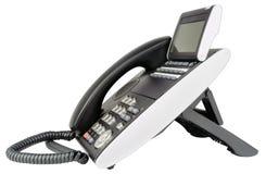 Τηλεφωνικό σύνολο γραφείων Στοκ εικόνα με δικαίωμα ελεύθερης χρήσης