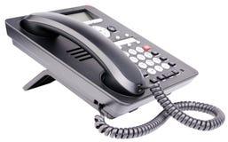 Τηλεφωνικό σύνολο γραφείων IP Στοκ Φωτογραφία