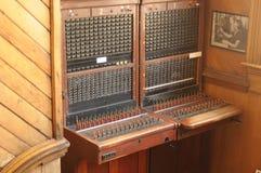 Τηλεφωνικό τηλεφωνικό κέντρο 2 Στοκ εικόνα με δικαίωμα ελεύθερης χρήσης