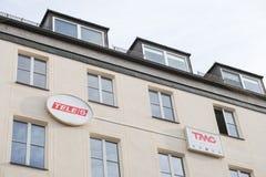 Τηλε 5 και TMG Στοκ φωτογραφία με δικαίωμα ελεύθερης χρήσης