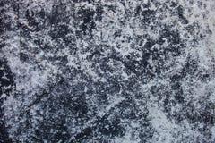 Τη συγκεκριμένη επιφάνεια που λεκιάζουν με ασπρίζουν και η πίσσα άνθρακα Στοκ Εικόνες
