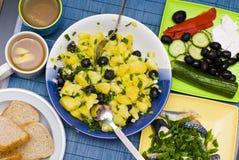 τιμή τών παραμέτρων γευμάτων Στοκ φωτογραφίες με δικαίωμα ελεύθερης χρήσης