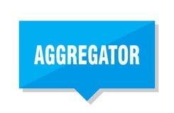 Τιμή Aggregator Στοκ Φωτογραφία