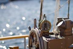 τιμόνι Στοκ εικόνες με δικαίωμα ελεύθερης χρήσης