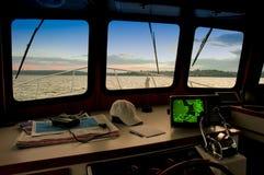 τιμόνι Στοκ Φωτογραφίες