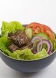 Τινάζοντας βόειο κρέας Στοκ εικόνα με δικαίωμα ελεύθερης χρήσης